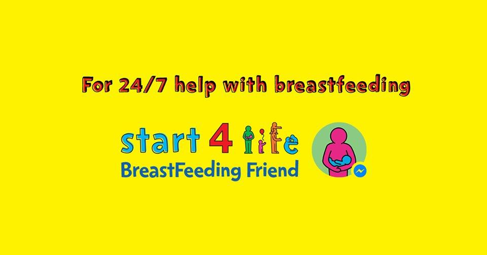 New campaign to encourage and support breastfeeding - NHS Thurrock CCG