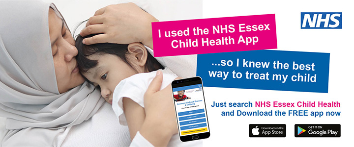 Essex Child Health App Web 720 x 300 Mum 2